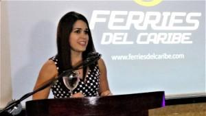 Carla Rosado, gerente de Marcas.