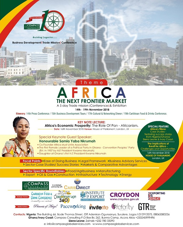 the flyer caribbean food and drink conference