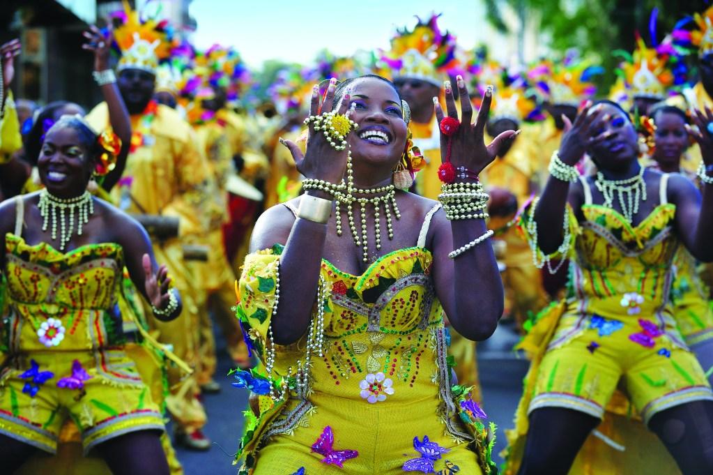 Carnival by K. Tanaka