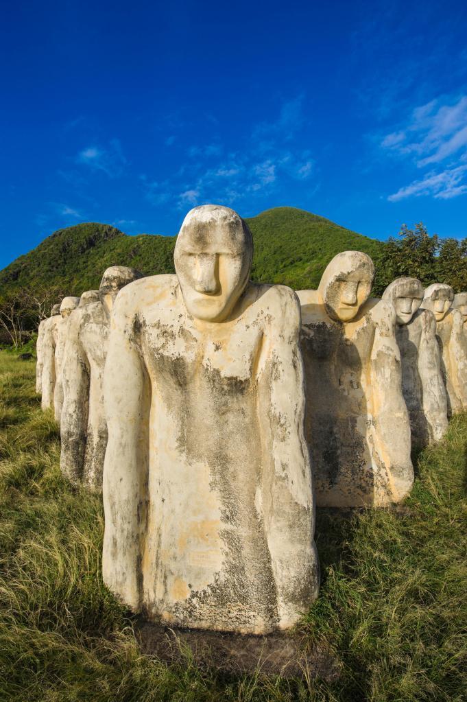 Slave Memorial by Shutterstock
