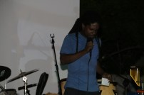 Beach Lama performing at the Caribbean Linked IV opening