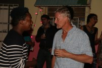 Caribbean Linked IV Opening Party