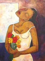 ' From my Garden' by Michael Escoffery