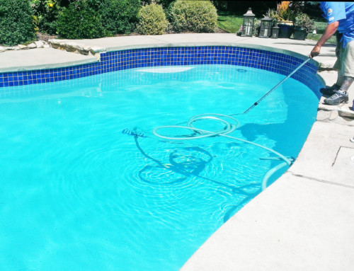 How to vacuum your pool properly
