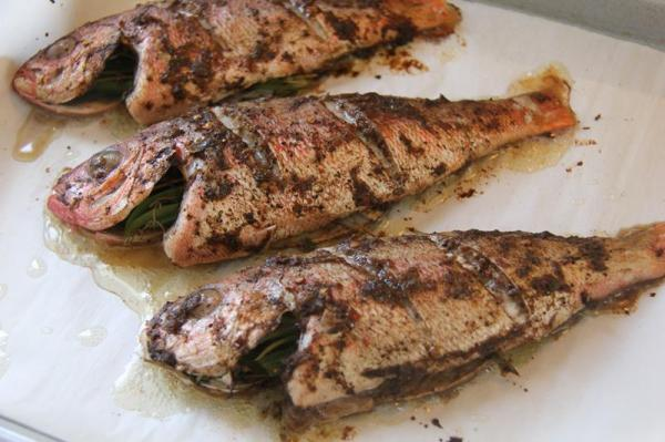 Simple Oven Jerk Fish Recipe CaribbeanPotcom