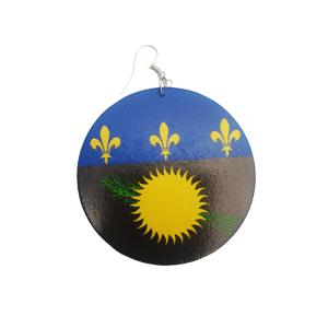Guadeloupe-Earing-Single