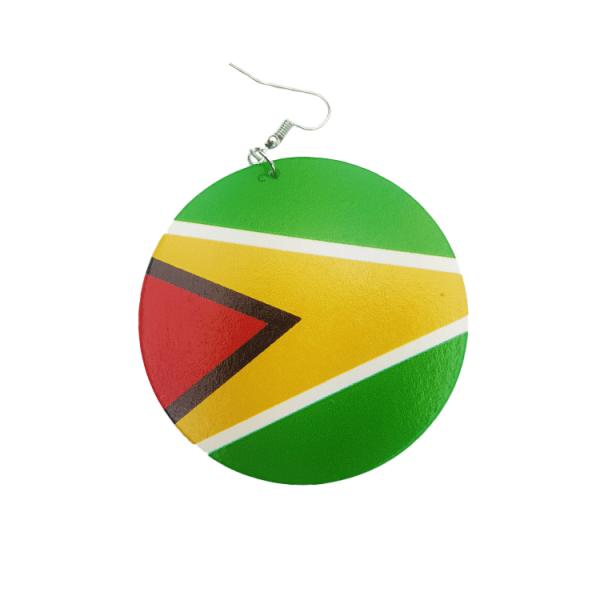 Guyana-Earing-Single