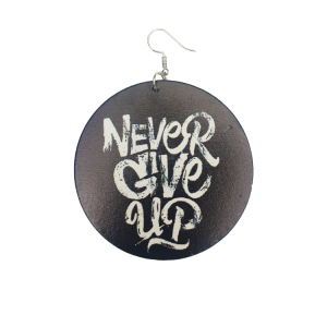 Single-Never-Give-Up-earing
