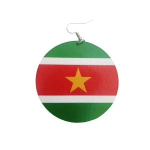 Suriname-Earing-Single