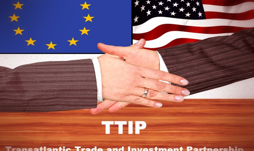 TTIP: Joint US-EU State of Play Report Published