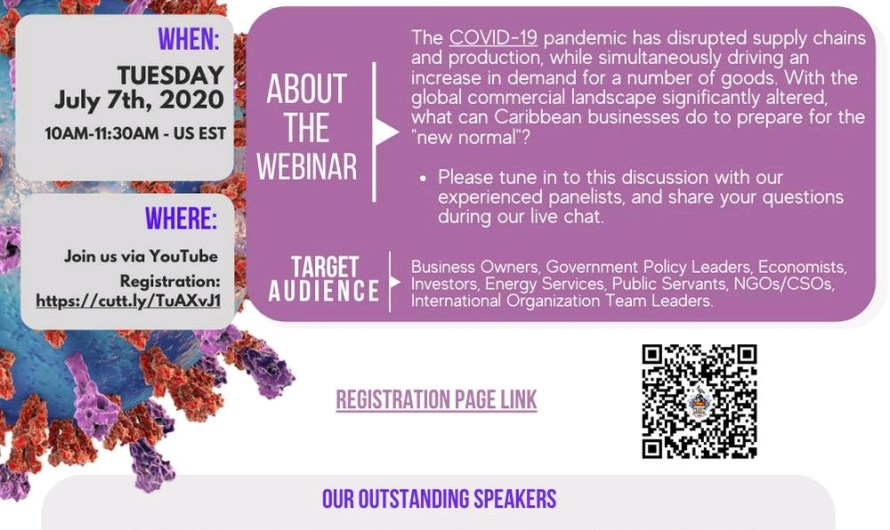 Webinar – Global Trade & Supply Chains: Tips for your business to succeed