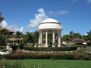 Wedding Gazebo at Dreams Punta Cana