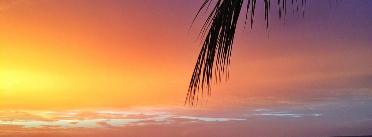 Barbados Sunset (crop)