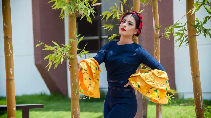 Chinese dresses are taking part of fashion