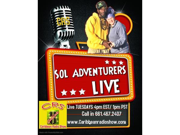 49: Sol Adventurers Live: E5 w/ MJ Forbes, Professor Hutton & Pato Banton