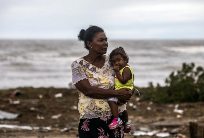 Over 1.2 million children affected by ETA across Central America