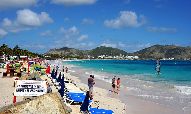 St. Martin reports its first fatal shark attack in recent
