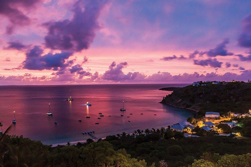 The Caribbean Islands Beckon