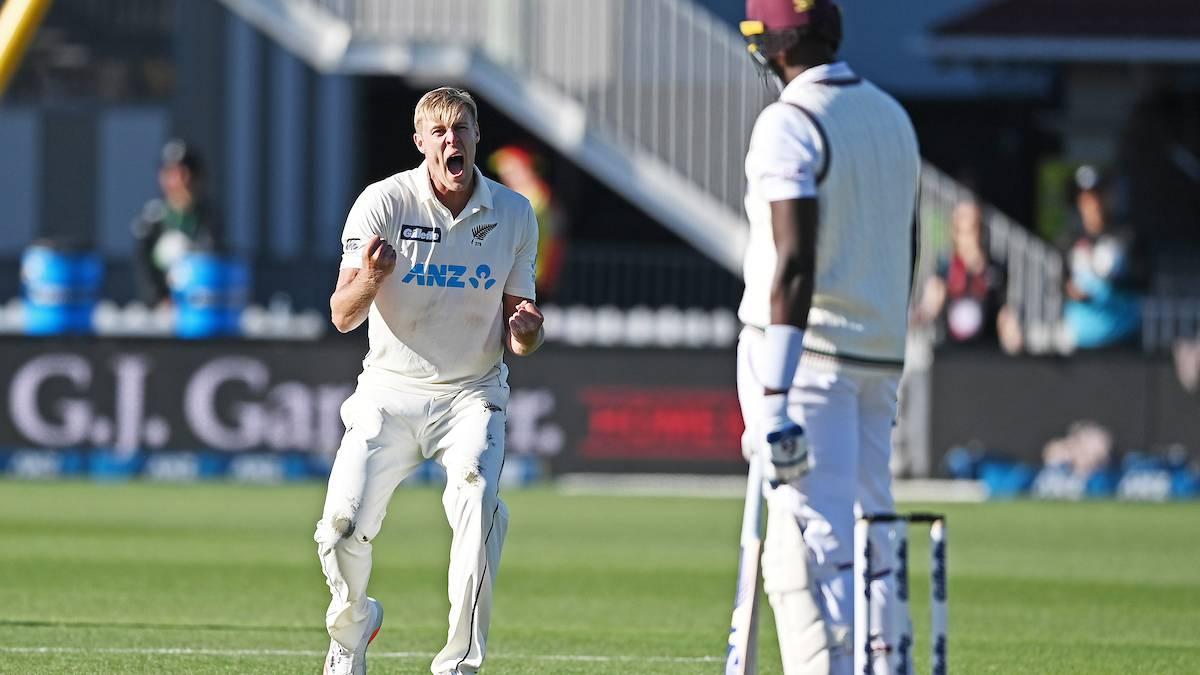 Black Caps vs West Indies cricket: Dylan Cleaver