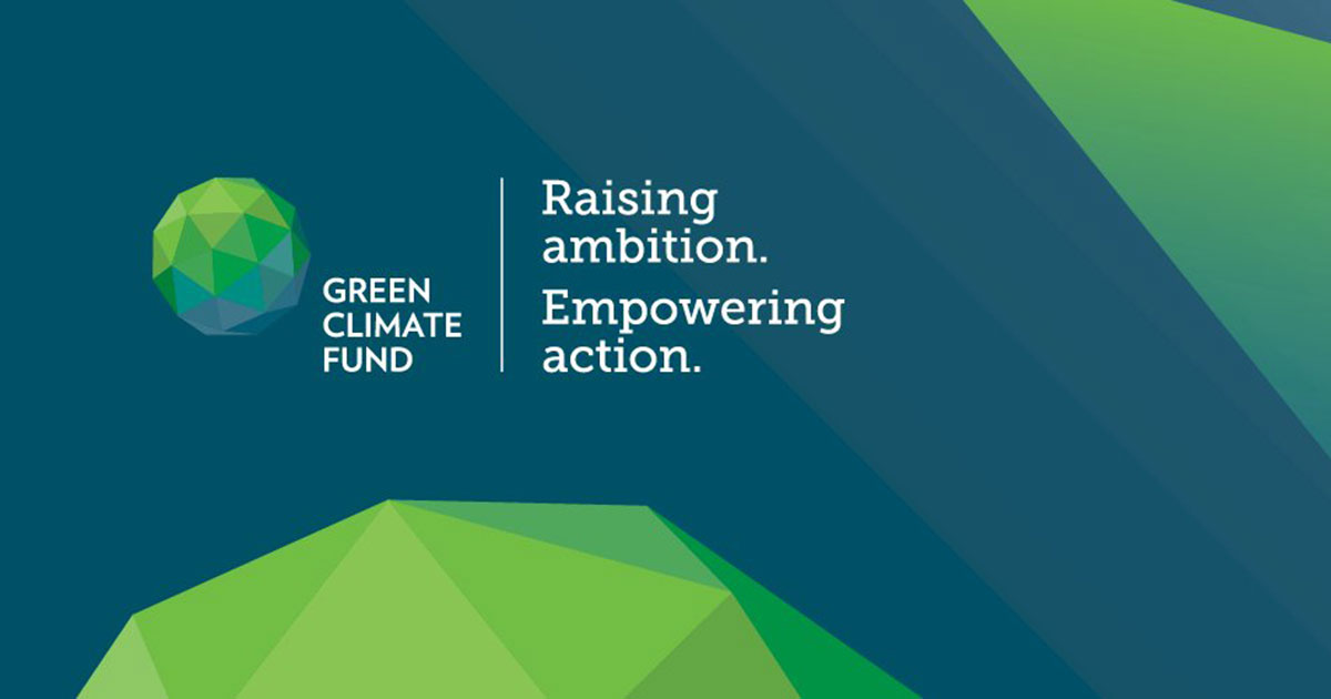 """The Green Climate Fund (GCF) approves funding for project """"Belize"""