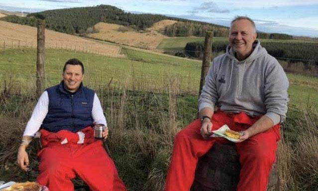 North-east oil worker teams up with a friend to launch