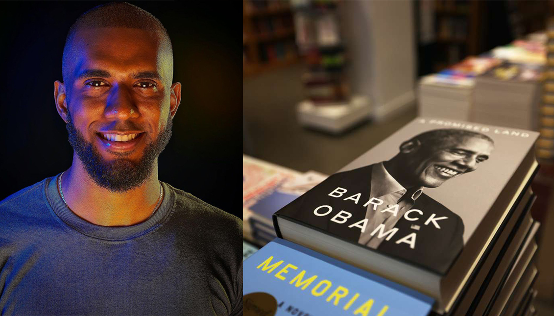 Obama is Caribbean for the Spanish version of 'A Promised