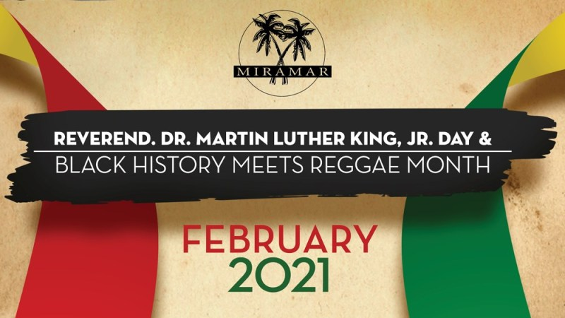 City of Miramar Announces Celebrations for MLK Day & Black