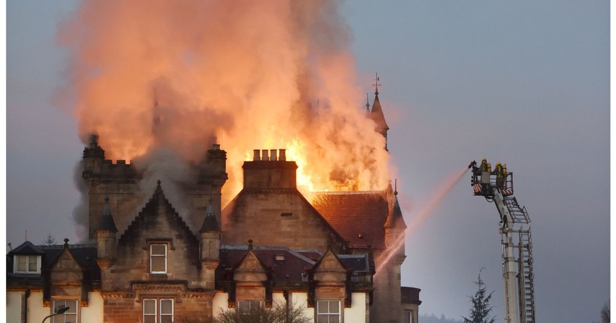 Bosses of fatal-fire Cameron House hotel run firm from tax