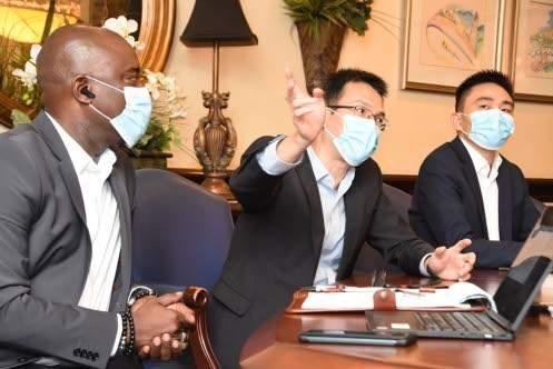 Huawei preparing to broaden footprint in Jamaica