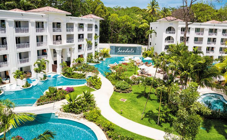 Sandals Barbados Regains Approval as COVID-19 Quarantine Hotel