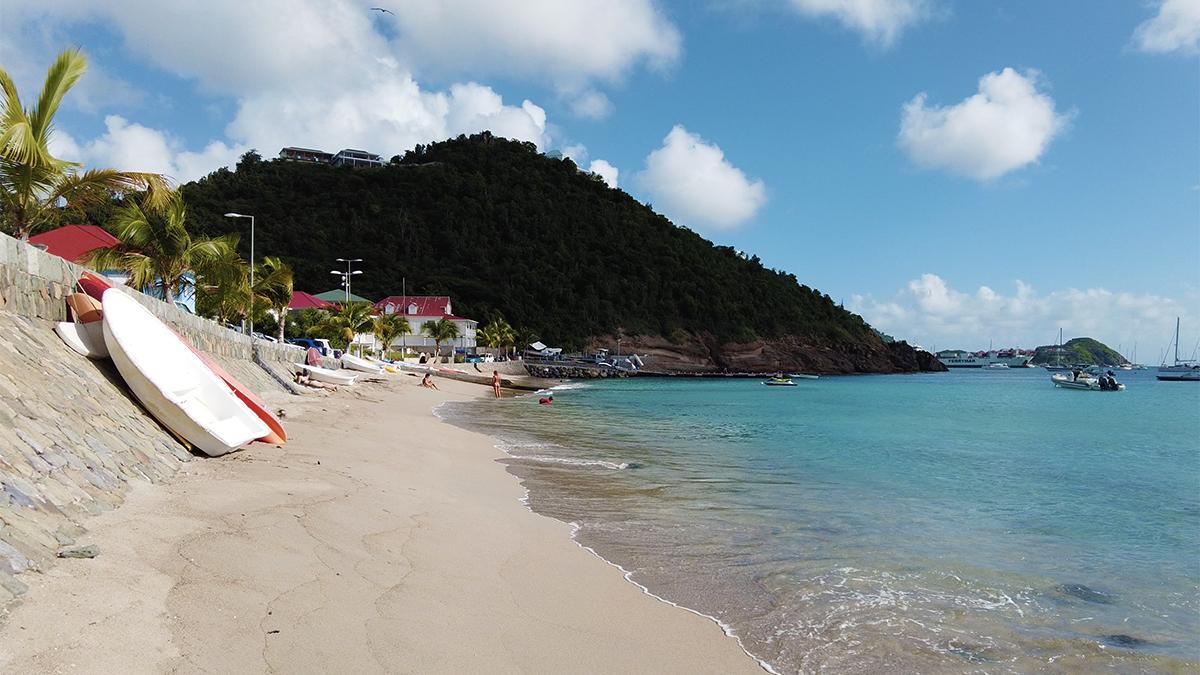 In St Barth, a Classic Caribbean Beach Villa Caribbean Journal