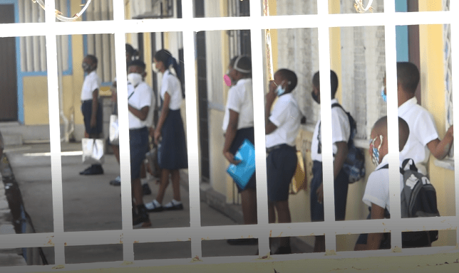 Over 500 children tested positive for Covid-19 in Guyana