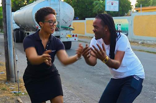 'Out There Without Fear' Dancehall Documentary Explores Dance Culture in