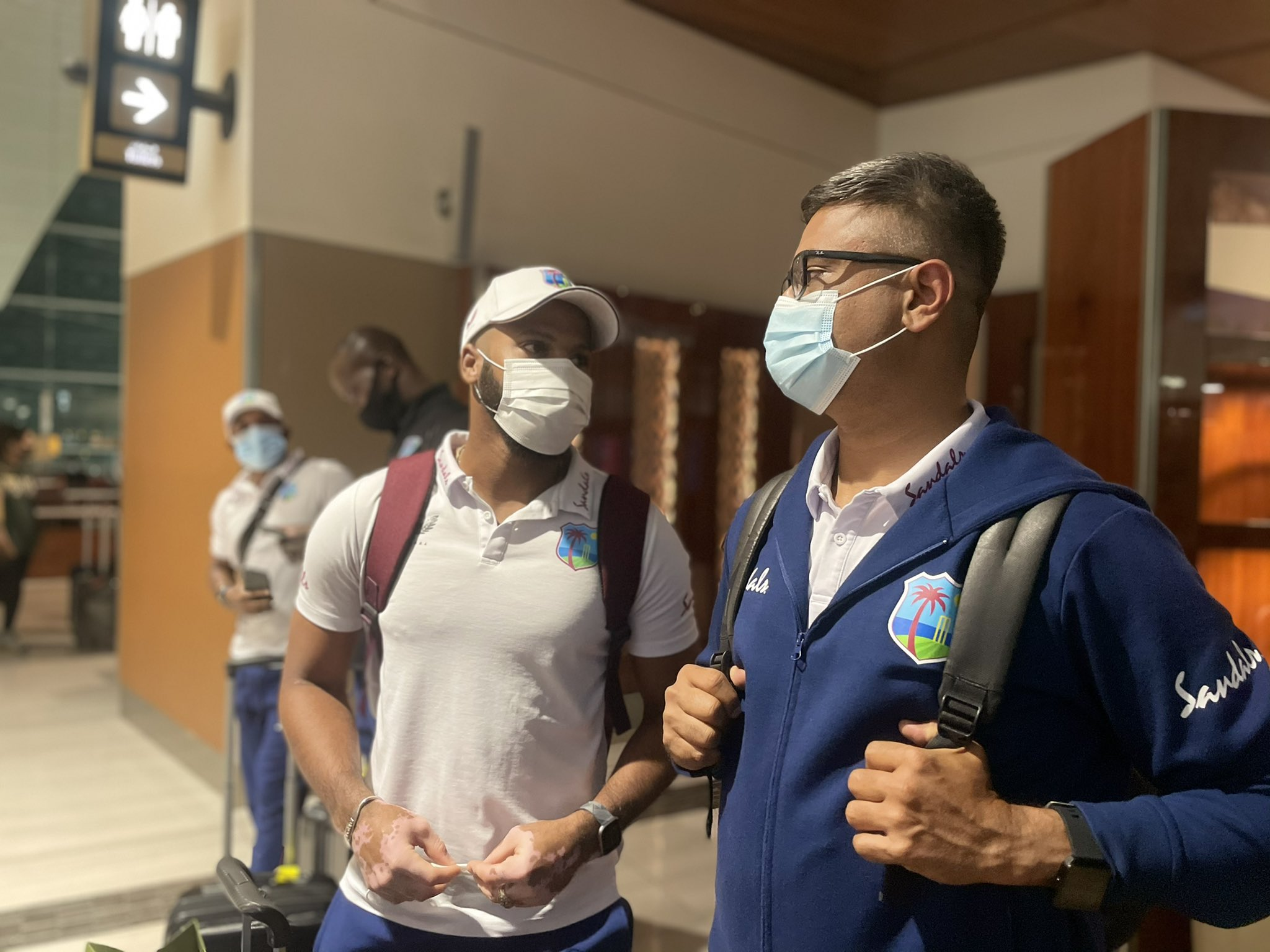 Rigorous COVID-19 Testing Schedule for West Indies Players