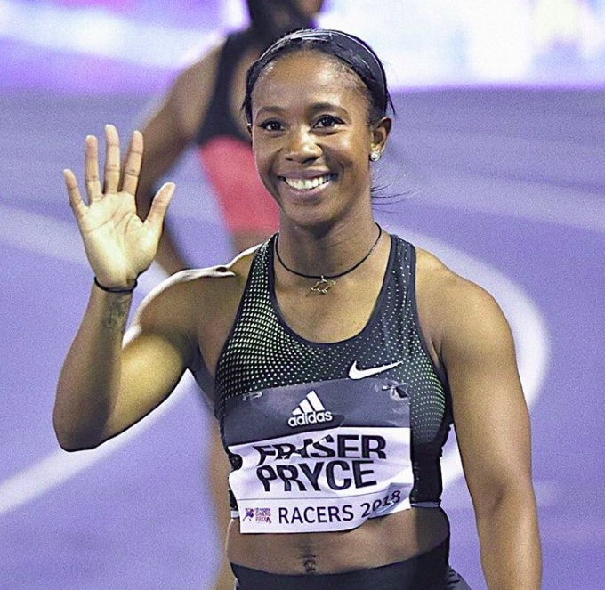 Jamaican Sprinter Shelly-Ann Fraser-Pryce Calls for the Resumption of Sporting