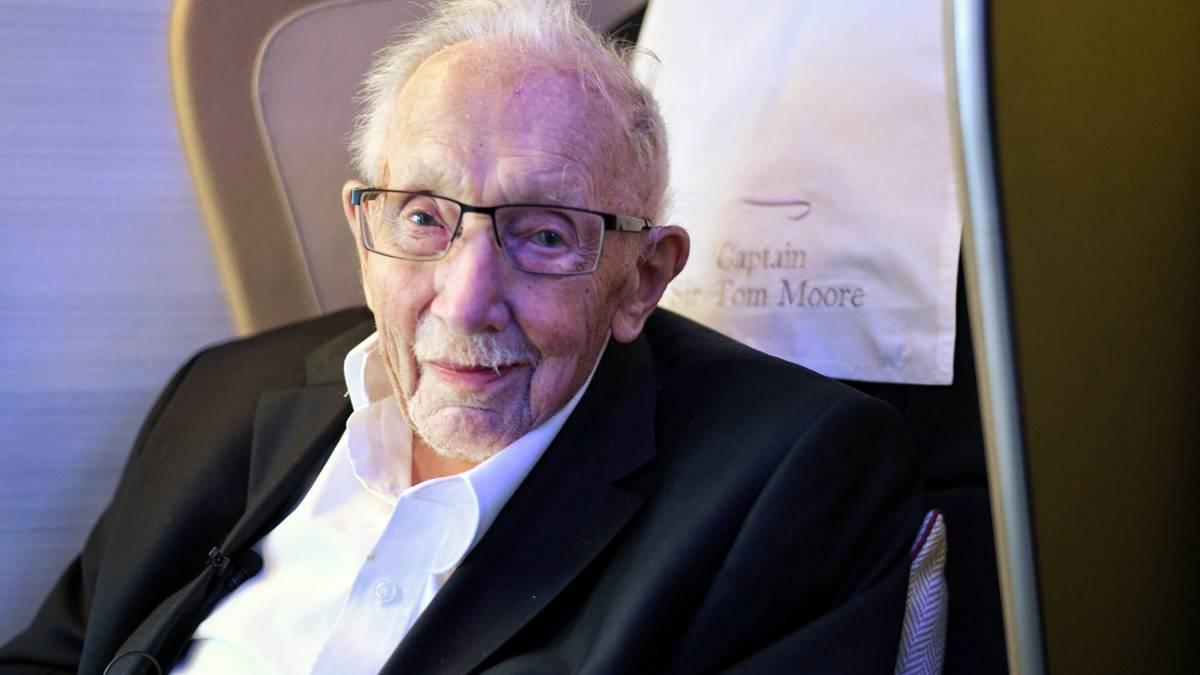 Covid 19 coronavirus: Captain Tom Moore's trip to Barbados questioned
