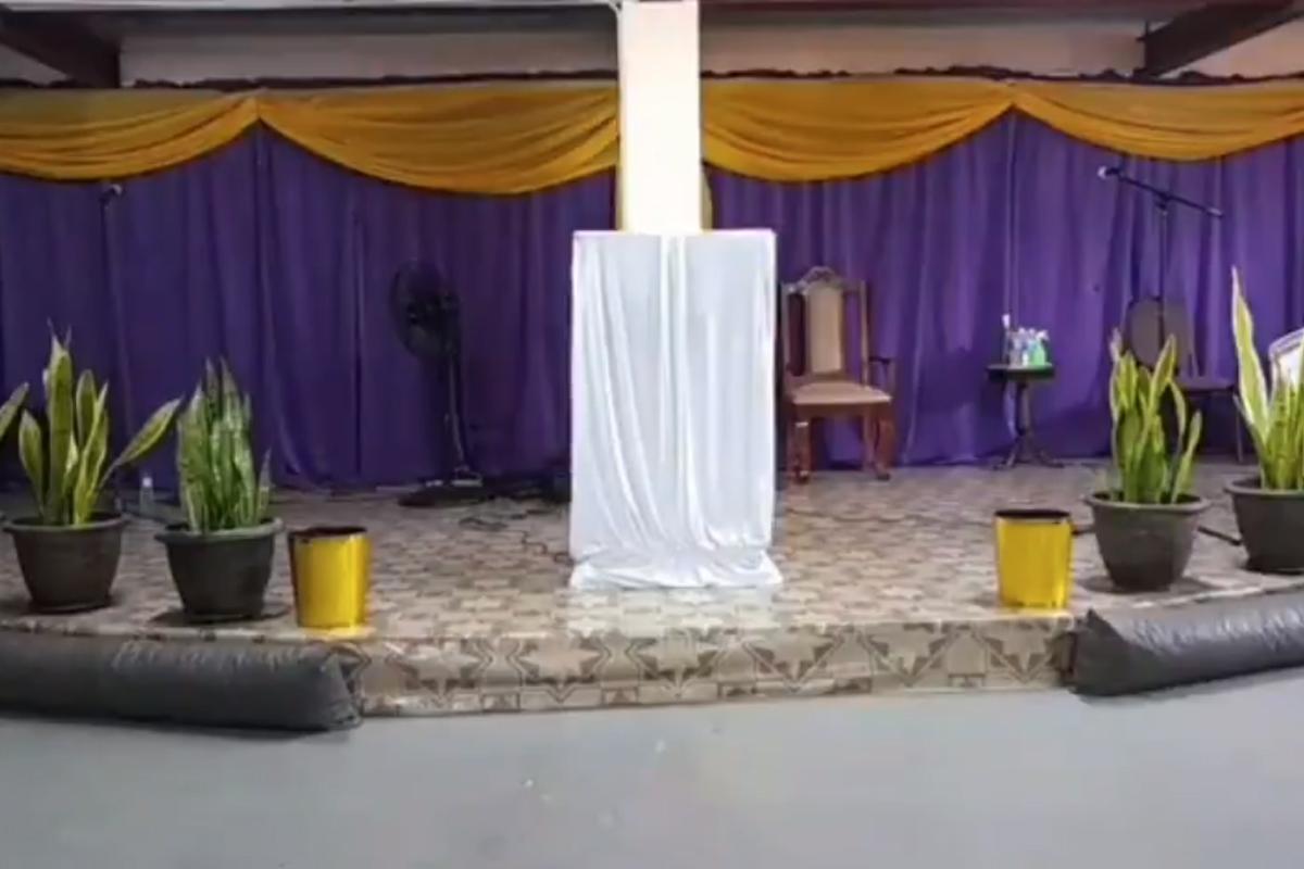 Woman shot dead during church service in Jamaica