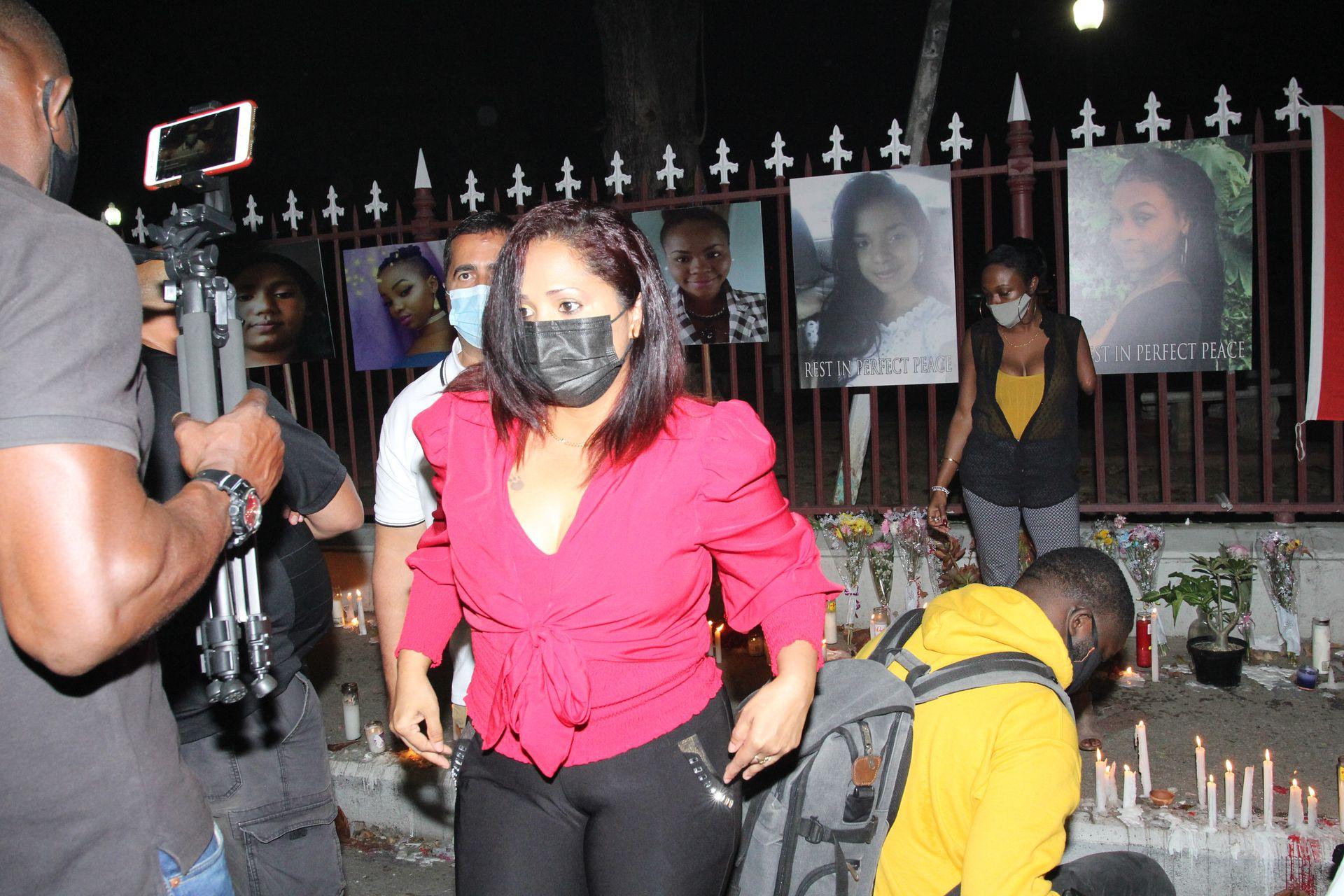 Trinidad PM in centre of furore over Andrea Bharatt's funeral