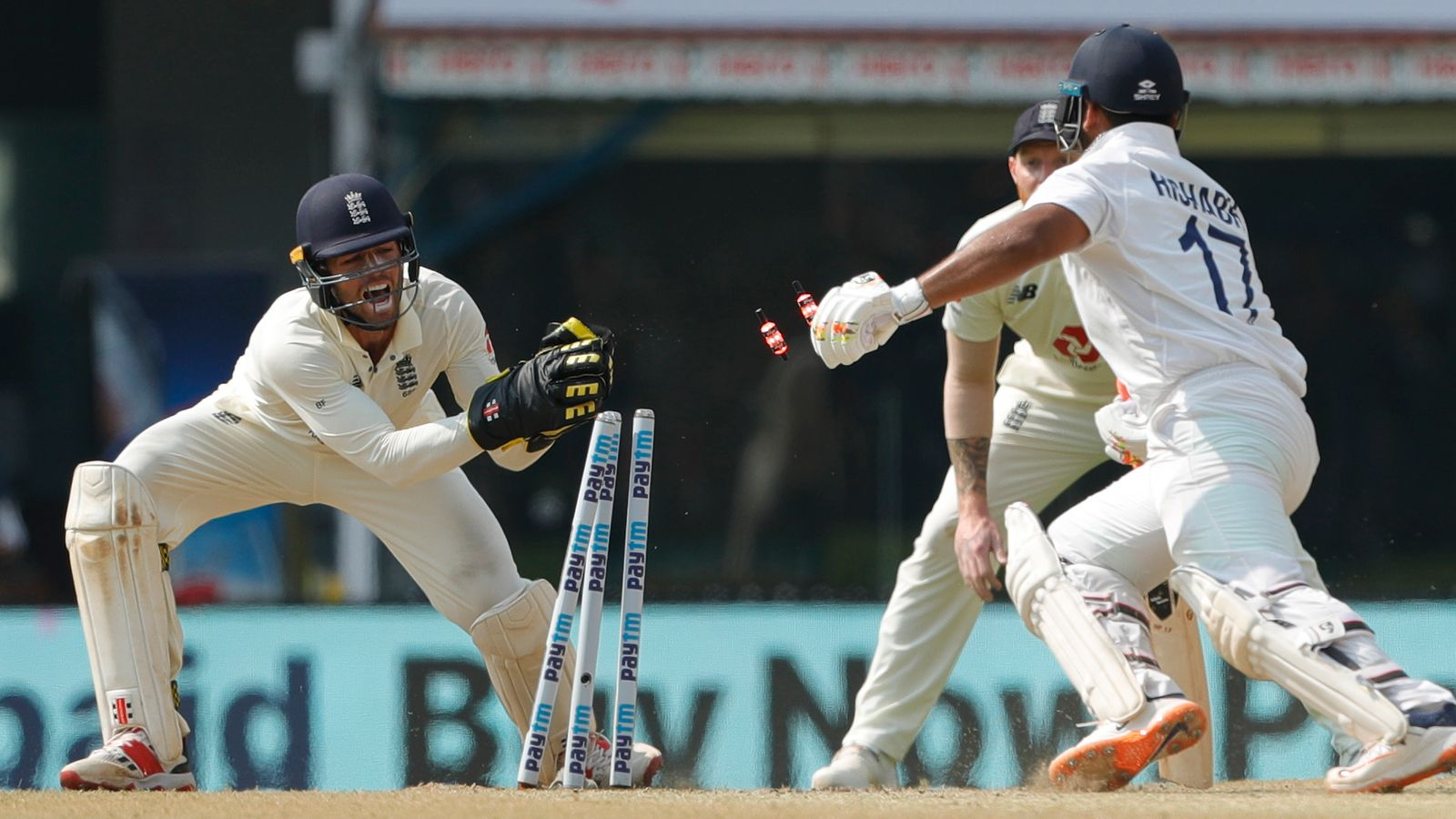 Ben Foakes reignites England wicketkeeping debate with exceptional performance in