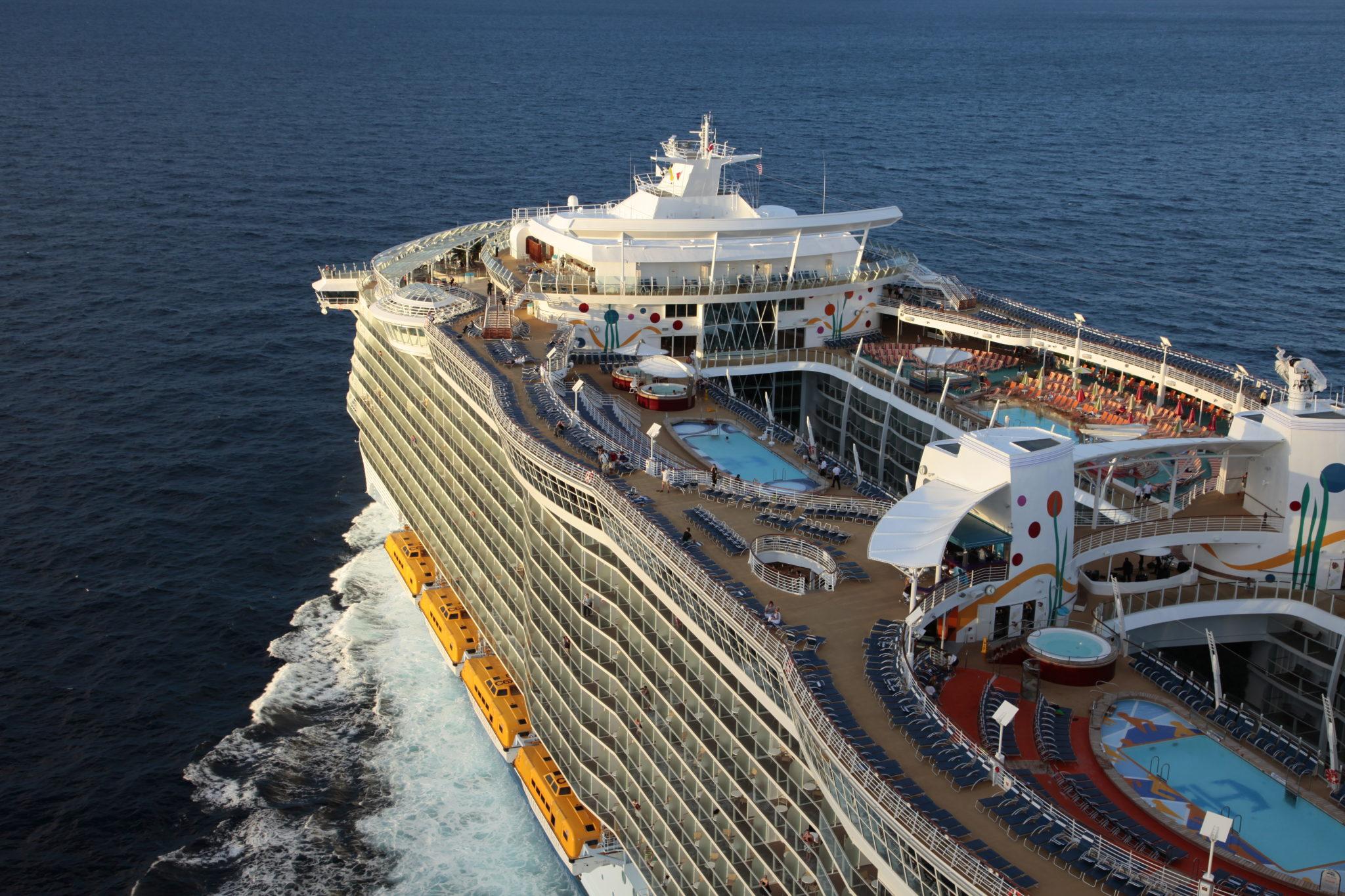 Royal Caribbean Sends Megaship to Texas in 2022
