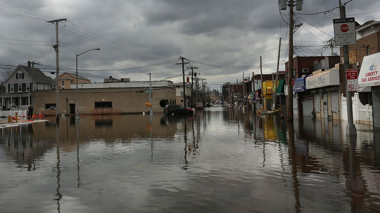 Study: 500-year floods about every 4 years could be Jamaica
