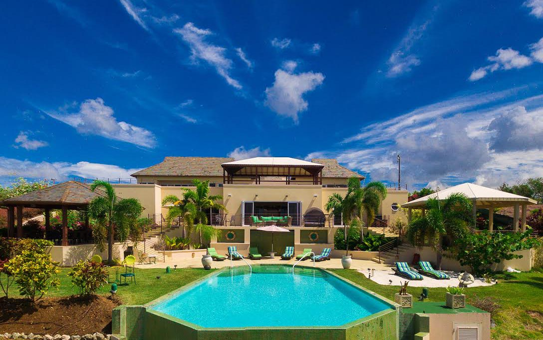 Graceful and Welcoming: La Maison Michelle, Barbados
