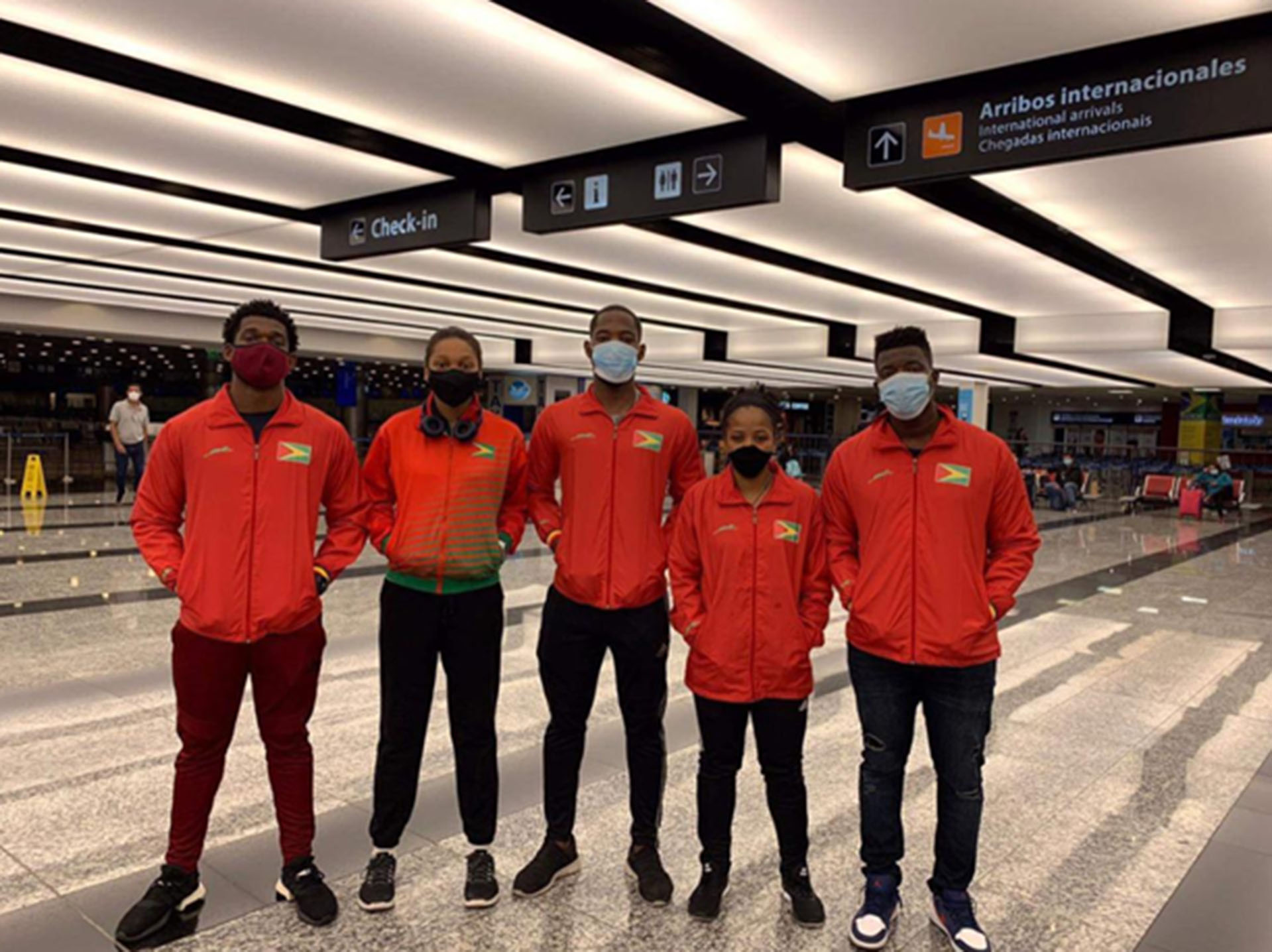 Guyana TT players commence quest for Olympic berths today