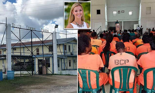Canadian socialite Jasmine Hartin to be moved to Belize Central