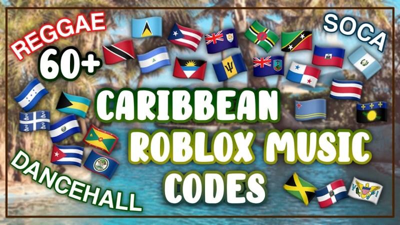 60+ CARIBBEAN ROBLOX MUSIC CODES