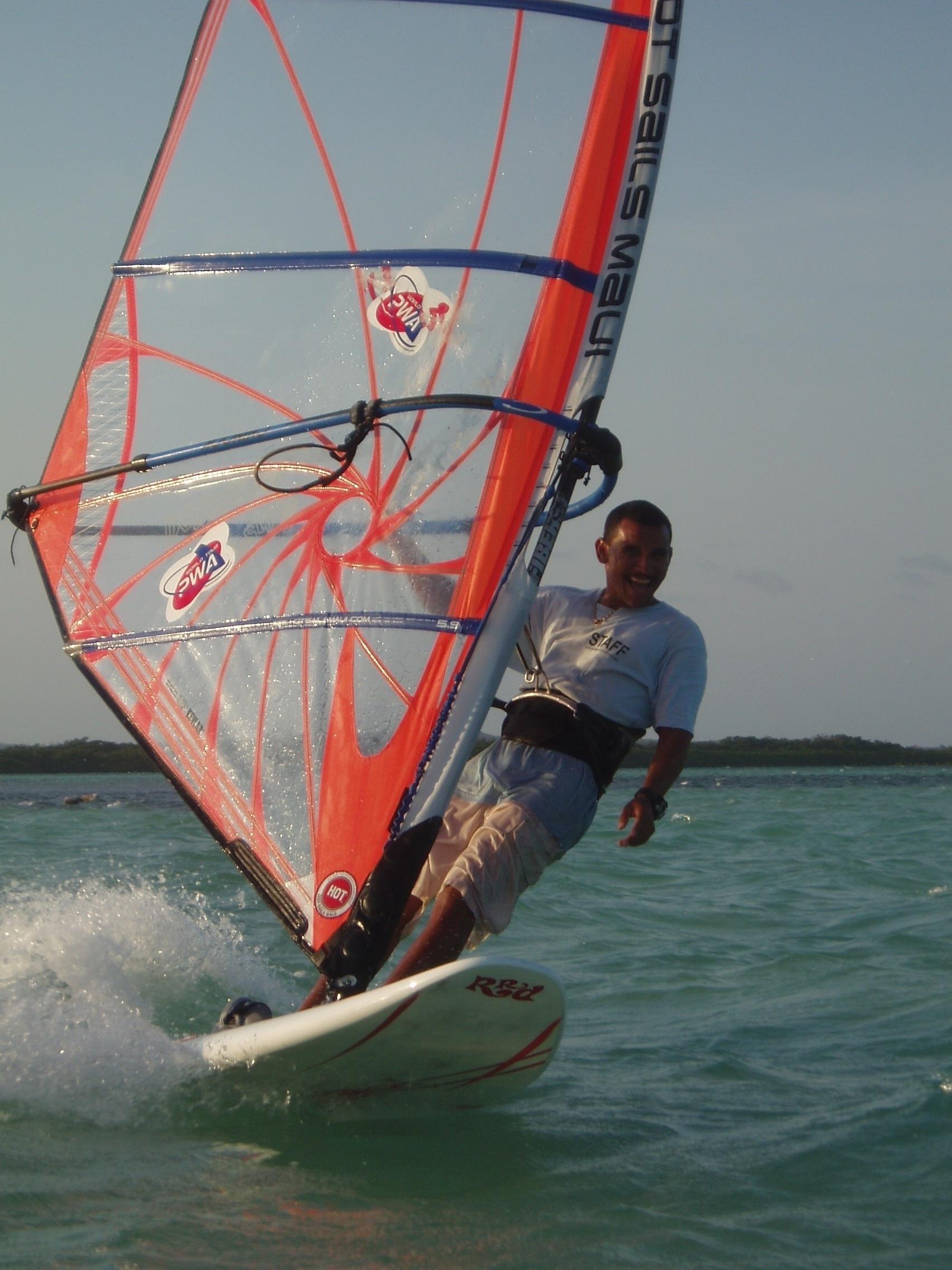 Olympian Patun Saragoza