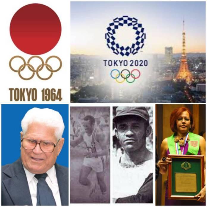 Ulises García Saleta, Alberto Torres, Divina Estrella. Primeros Héroes Dominicanos en Juegos Olímpicos