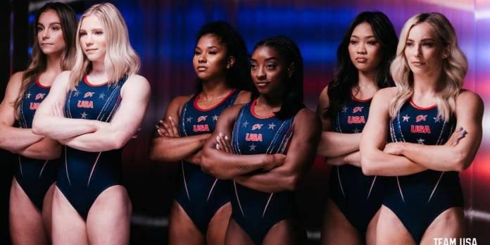 Team USA Gimnasia