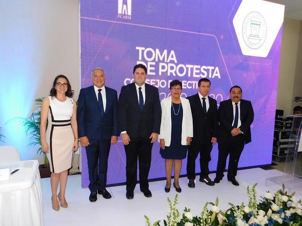 Úrsula Ruiz encabeza el nuevo Consejo Directivo del Colegio de Arquitectos Cancún.