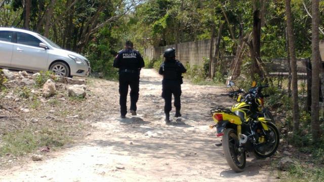 """Cenote de Avante sería usado como """"narcofosa"""""""